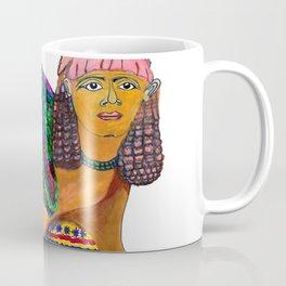 Sphinx of Mesopotamia Coffee Mug