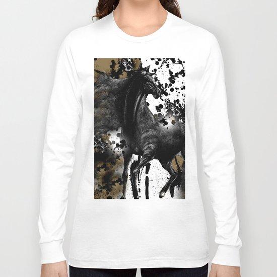 HORSE AND THUNDER Long Sleeve T-shirt