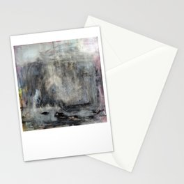 Jurassic (oil on canvas) Stationery Cards