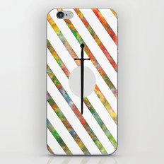 Excalibur iPhone & iPod Skin