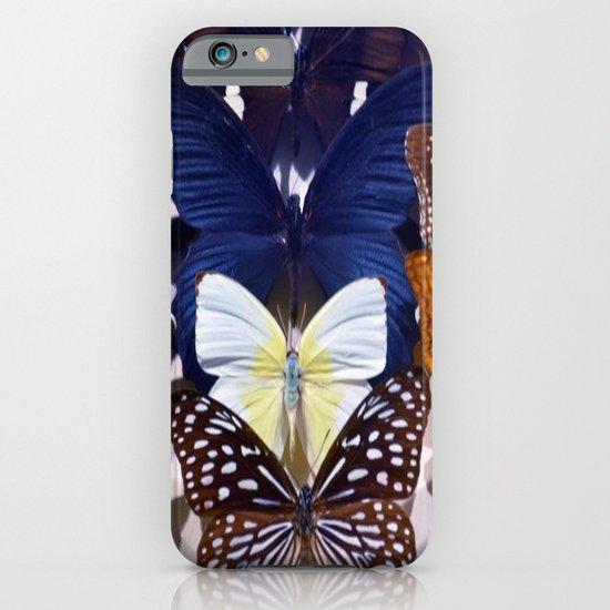 Farfalle II iPhone & iPod Case