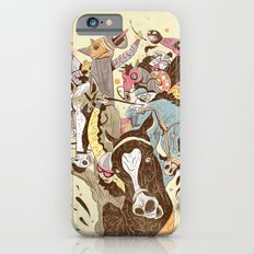 The Great Horse Race! iPhone 6s Slim Case