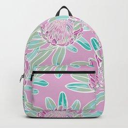 Protea Wild flower Garden Backpack