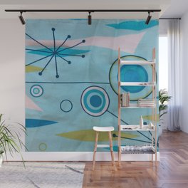 moonage daydream Wall Mural