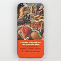 eternal sunshine of the spotless mind iPhone & iPod Skins featuring Eternal Sunshine Of the Spotless Mind - Michel Gondry by Smart Store
