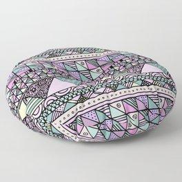 'Georganic no.4' Floor Pillow