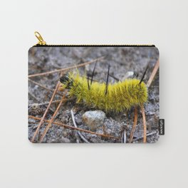 Caterpillar Yellow  Carry-All Pouch