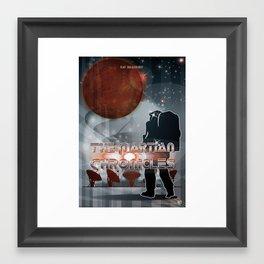 The Martian Chronicles Framed Art Print