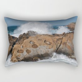 Big Sur's Point Lobos Rectangular Pillow