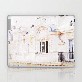 Paris Rooftops Watercolor Laptop & iPad Skin