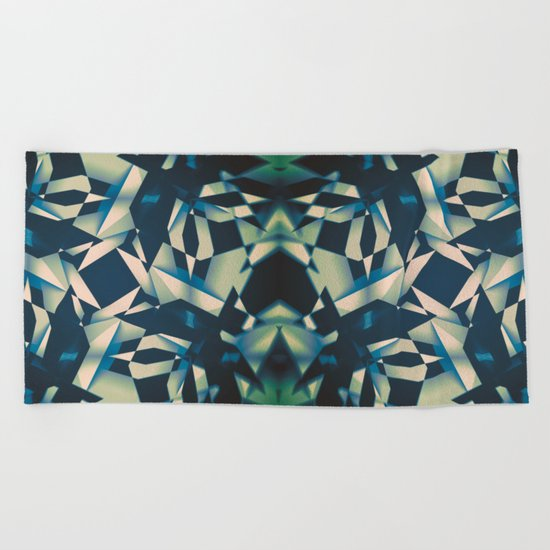 Dimenticarium Beach Towel