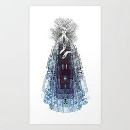 Torpor Art Print