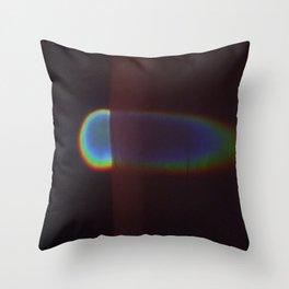 Bright spot Throw Pillow