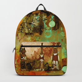 The last mohicans Backpack