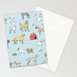 Perros Stationery Cards