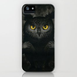 All the night iPhone Case