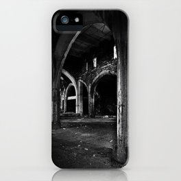 St Lukes Church, Abercarn, South wales, UK - 08 iPhone Case