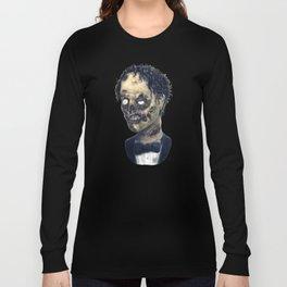 Tux Zombie Long Sleeve T-shirt