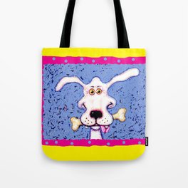 Unburied Treasure Tote Bag