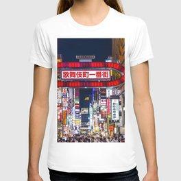 Shinjuku T-shirt