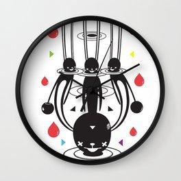 SELF-CONQUEST Wall Clock