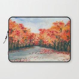 Autumn Journey Laptop Sleeve