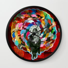 Maria (mãe de Jesus) Mary (mother of Jesus) #1 Wall Clock