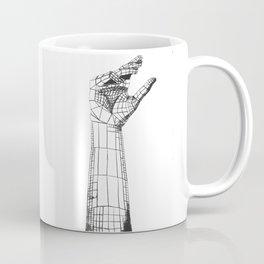 Planar Hand Coffee Mug
