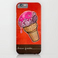 Brain Freeze! iPhone 6s Slim Case