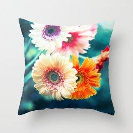 Sunny Love III Throw Pillow