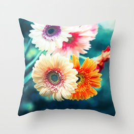 Sunny Love III Throw Pillow