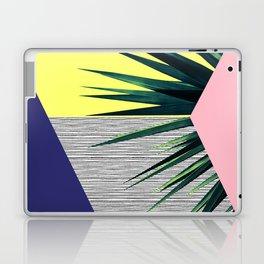 Geometric Leaves Laptop & iPad Skin