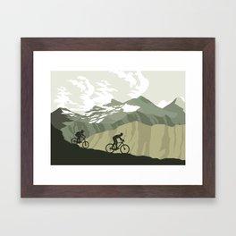 Trail Club III Framed Art Print