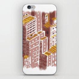CityLight I iPhone Skin