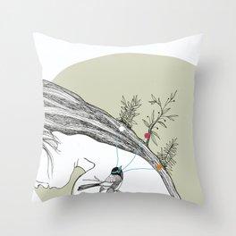 Cordillera Throw Pillow