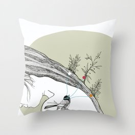 Cordillera Throw Pillow