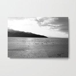 Turnagain Arm Alaska Metal Print