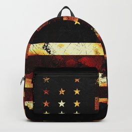Patriotic US Civil War Union Flag Backpack