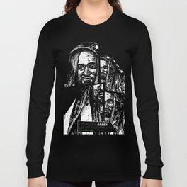 Ghostface Killah Long Sleeve T-shirt