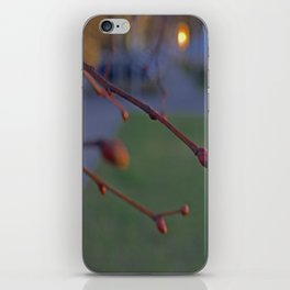 buds on a Tree iPhone Skin