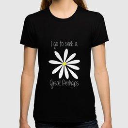 Looking For Alaska John Green #1 T-shirt