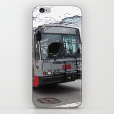 San Francisco Fillmore Street iPhone & iPod Skin