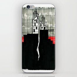 Imaginary architectures #16 iPhone Skin