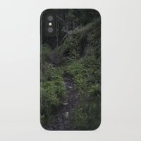 swedish iPhone & iPod Cases featuring Swedish forest by Emelie Johansson
