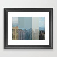 Monday-Friday  Framed Art Print