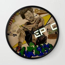Cole World Wall Clock
