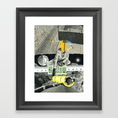 The Great Escape Framed Art Print