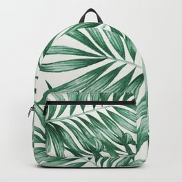 Palm Leaves Backpack