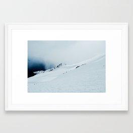 St. Helens Framed Art Print