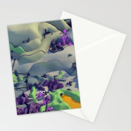 Outpost Alpha Stationery Cards